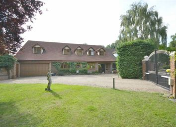 Thumbnail 5 bed detached house to rent in Musgrave Close, Hadley Wood, Hertfordshire