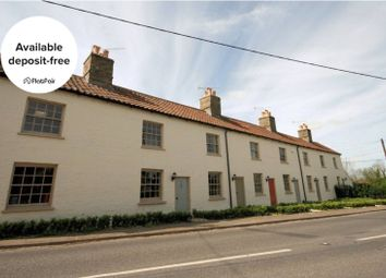 Thumbnail 2 bed terraced house to rent in Ebenezer Cottages, Lime Kiln Road, Gayton, King's Lynn