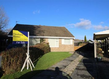 Thumbnail 2 bed semi-detached bungalow for sale in Dunoon Close, Ingol, Preston