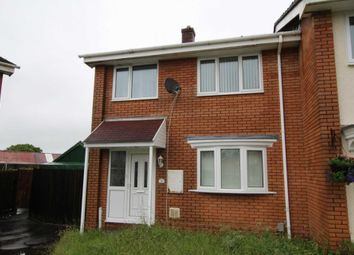 Thumbnail 3 bed semi-detached house for sale in Gwalia Close, Gorseinon, Swansea