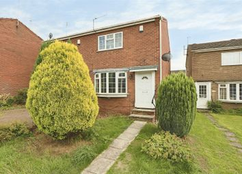Thumbnail 2 bed semi-detached house for sale in Killisick Road, Arnold, Nottingham