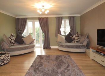 Thumbnail 4 bed terraced house for sale in Boleyn Avenue, Sugar Way, Peterborough