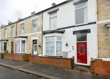 Thumbnail 3 bed terraced house for sale in Coral Street, Saltburn-By-The-Sea