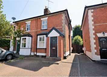 Thumbnail 3 bed semi-detached house for sale in Junction Road, Brentwood