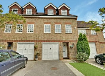 Thumbnail 4 bed town house for sale in Lichfield Close, Cockfosters