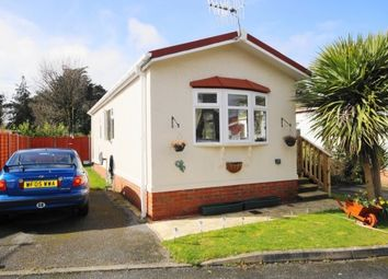 Thumbnail 1 bed mobile/park home for sale in Ringwood Road, St. Leonards, Ringwood