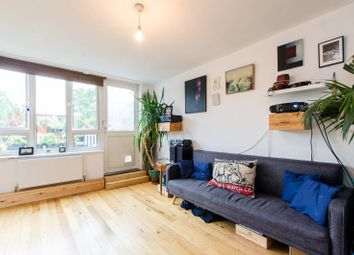 Thumbnail 1 bed flat for sale in Spicer Close, Oval