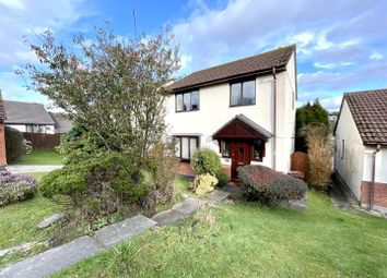 3 bed detached house for sale in Meadow Rise, St. Columb TR9