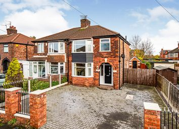 Thumbnail 3 bed semi-detached house for sale in Pine Grove, Swinton, Manchester, Greater Manchester