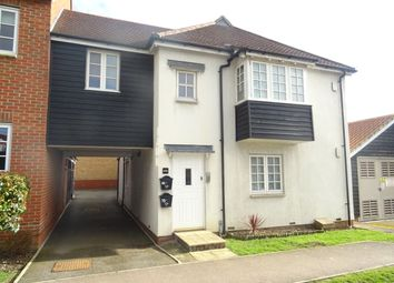 Thumbnail 2 bed flat to rent in Roman Road, Ingatestone