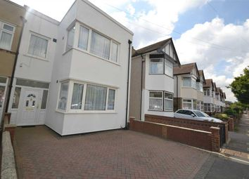 Thumbnail 3 bed semi-detached house for sale in Walden Way, Hainault, Ilford