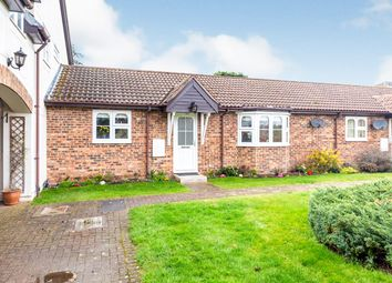 Thumbnail 2 bed semi-detached bungalow for sale in Crouchfield, Chapmore End, Ware