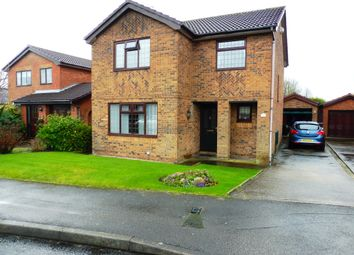 Thumbnail 4 bed detached house for sale in Vine Road, Great Sutton, Ellesmere Port
