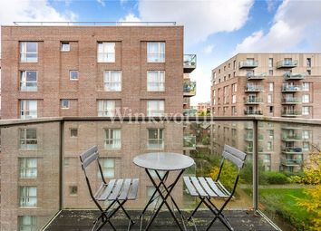 Thumbnail 1 bed flat for sale in Ashview Apartments, Katherine Close, London