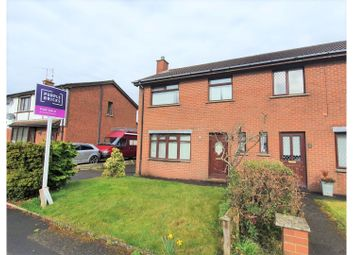 3 bed semi-detached house for sale in Old Grange Drive, Carrickfergus BT38