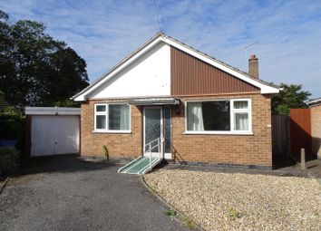 Thumbnail 2 bed detached bungalow for sale in Orchard Close, West Hallam, Ilkeston