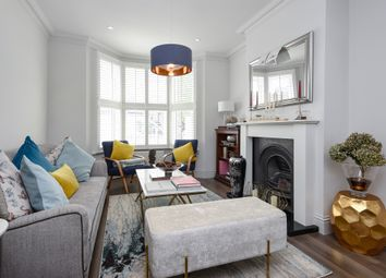 Thumbnail 4 bedroom end terrace house for sale in Standen Road, Southfields, London