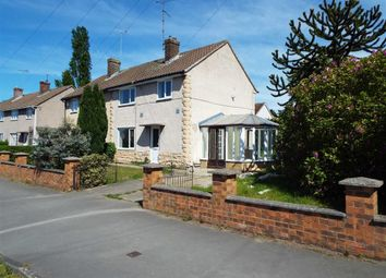 Thumbnail 3 bed semi-detached house for sale in Dovecroft, New Ollerton, Nottinghamshire