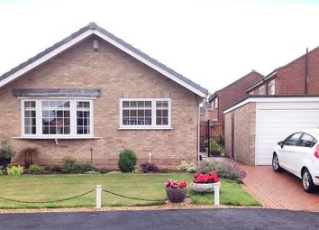 Thumbnail 2 bed detached bungalow for sale in Annandale, Darlington