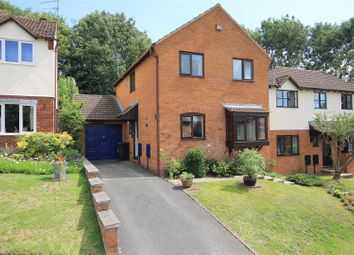 Thumbnail 4 bed detached house for sale in Foxglove Close, Ross-On-Wye