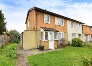 Thumbnail 3 bedroom semi-detached house for sale in Conway Drive, Hayes