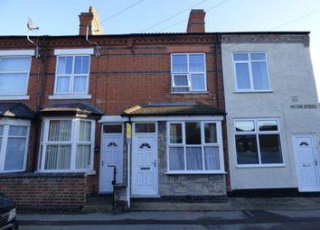 Thumbnail 2 bed terraced house for sale in William Street, Long Eaton, Nottingham, Nottinghamshire
