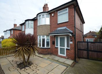 Thumbnail 3 bed semi-detached house for sale in Middleton Road, Leeds, West Yorkshire