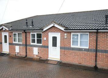 Thumbnail 2 bed terraced bungalow for sale in Wood Street, Eastwood, Nottinghamshire