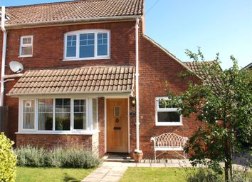 Thumbnail 1 bed semi-detached house to rent in Claytons Meadow, Bourne End, Buckinghamshire