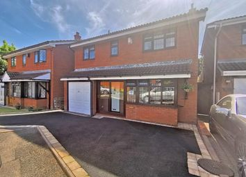 4 bed detached house for sale in Whitworth Drive, West Bromwich B71