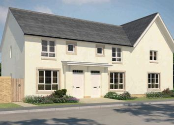 "Thumbnail 3 bedroom end terrace house for sale in ""Forbes 1"" at Loirston Road, Cove Bay, Aberdeen"