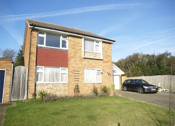 Thumbnail 2 bed maisonette for sale in Nightingale Drive, West Ewell, Epsom