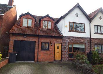 Thumbnail 5 bedroom semi-detached house for sale in Barn Lane, Moseley, Birmingham, West Midlands