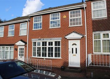 Thumbnail 3 bed terraced house for sale in High Street, Coleshill, Birmingham