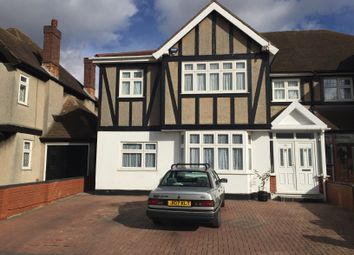 Thumbnail Studio to rent in Craneswater Park, Southall Middlesex