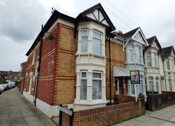 Thumbnail 1 bed flat to rent in Warren Avenue, Southsea