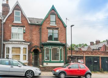 Thumbnail 3 bed end terrace house for sale in Ranby Road, Sheffield