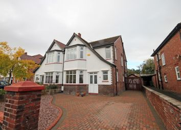 Thumbnail 3 bed semi-detached house for sale in Dunbar Road, Hillside, Southport