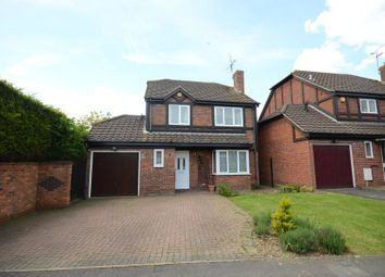 Thumbnail 4 bedroom detached house to rent in Tamarind Way, Earley, Reading