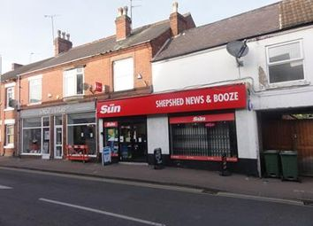 Thumbnail Commercial property for sale in 3-5 Field Street, Shepshed, Leicestershire