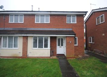 Thumbnail 2 bedroom end terrace house to rent in Underhill Close, Newport