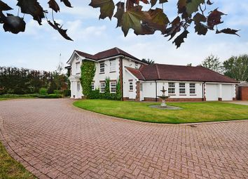 Thumbnail 5 bed detached house for sale in Dussindale Drive, Thorpe St. Andrew, Norwich