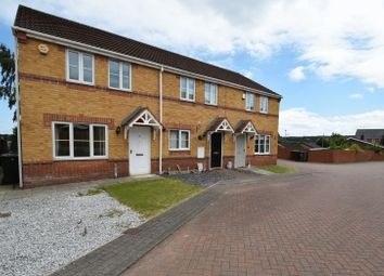 Thumbnail 3 bed town house for sale in Hart Hills, Hemingfield, Barnsley