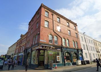 Thumbnail 4 bed flat to rent in Clarence Street, Gloucester