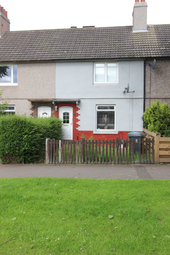 Thumbnail 2 bed terraced house for sale in Rosyth, Dunfermline