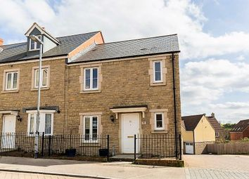 Thumbnail 3 bed end terrace house to rent in Knights Maltings, Frome