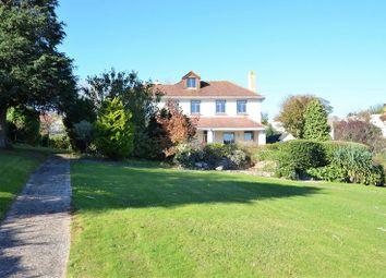 Thumbnail 5 bedroom property for sale in Bascombe Road, Churston Ferrers, Brixham