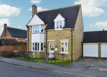 Thumbnail 3 bed detached house for sale in Larch Way, Dunmow