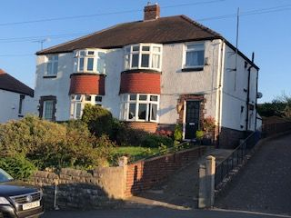 Thumbnail 3 bed semi-detached house for sale in Cinderhill Lane Grenoside, Sheffield