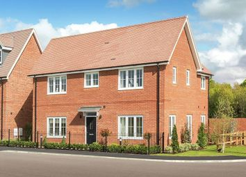 "Thumbnail 4 bed property for sale in ""The Nessvale"" at Cotts Field, Haddenham, Aylesbury"